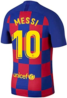 messi home jersey