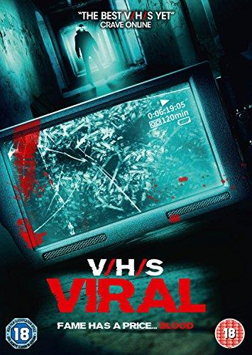V/H/S: Viral [DVD] [Reino Unido]