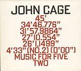 Cage, John 45 for A Speaker
