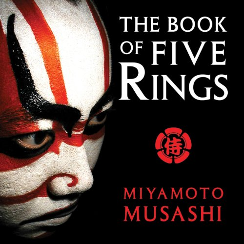 The Book of Five Rings audiobook cover art