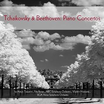 Tchaikovsky & Beethoven: Piano Concertos