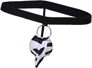 IPOTCH Mens Jockstrap Underwear T-Back G-String Briefs Thong G-String Lingerie