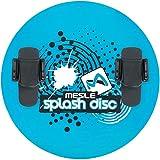 MESLE Disc Splash 74, mit B20 Monolasche, Water-Ski Plate, Water-Toy, blau -
