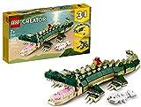 Lego Creator 31121 - Cocodrilo 3 en 1 (454 piezas)