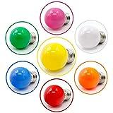 Zoom IMG-2 lampadine colorate led e27 edison