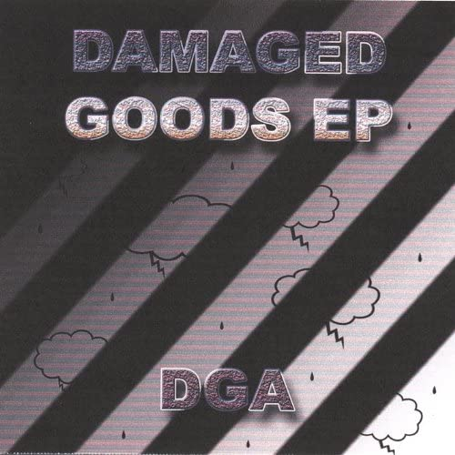 Dga & the Shadowless Figures