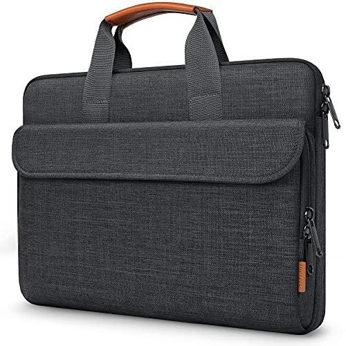 Inateck Protección 360° 13 Pulgadas Funda Maletín Compatible con 13 MacBook Air/Pro...