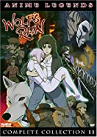 Wolf's Rain 2: Anime Legends Complete Collection [DVD] [Import]