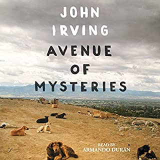 Avenue of Mysteries cover art