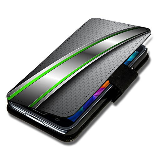sw-mobile-shop Book Style Flip Handy Tasche Case Schutz Hülle Schale Motiv Etui für Wiko Stairway - Flip 1A46 Design10