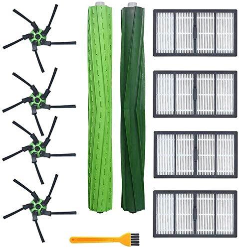 DONGYAO FilterDust Bolsas Parte para S9 (9150) S9+(9550) Partes de aspirador Partes de aspirador
