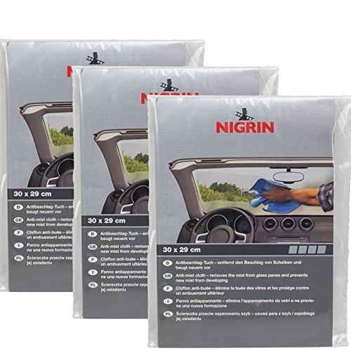 Nigrin 3X 73800 Antibeschlag-Tuch 1 Stück