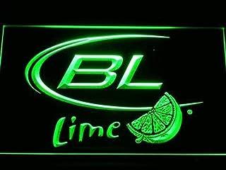 Bud Light Lime Beer Bar Led Light Sign Green