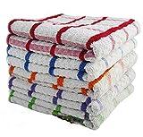ARITRADERSLTD JUMBO - Paños de cocina (100 % algodón, tacto suave), calidad de hotel, calidad profesional, disponible en paquetes de 3, 6, 9, 12, 15, 100% algodón algodón, 9 Pack