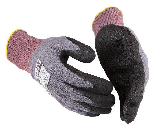 GUIDE 12 Paar 582 Arbeitshandschuhe,Schutz Handschuhe,Schutzhandschuhe, Montagehandschuhe,PSA