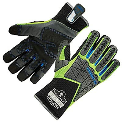 Ergodyne 925WP Thermal Waterproof Impact Protection Work Gloves
