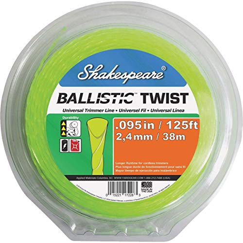 Save %7 Now! .095 125' Twist Line