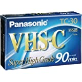 Premium-grade Vhs-c Videocassette (Discontinued by Manufacturer)
