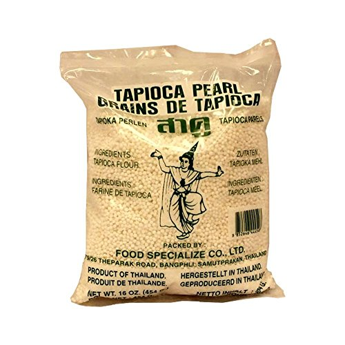 Perlas de tapioca - 454g