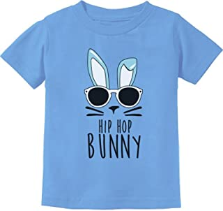 TeeStars - Hip Hop Bunny Funny Gift for Easter Toddler/Infant Kids T-Shirt