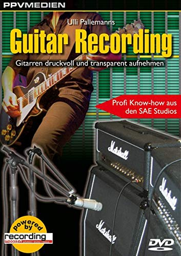 Guitar Recording (DVD)
