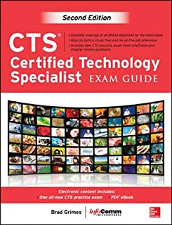 infocomm certified technology specialist cts