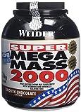 Weider Weight Gainer Mega Mass 2000 Complément alimentaire Chocolat 3000 g