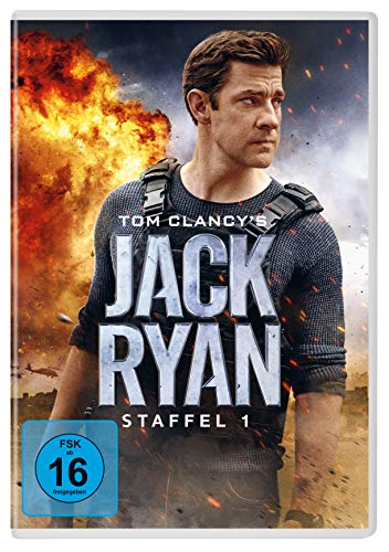 Tom Clancy's Jack Ryan - Staffel 1 (3 DVDs)