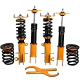 Adj. Height Coilovers kit for Nissan Altima Sedan L32A 2007-2015/ Coupe D32 08-15 for Maxima A35 09-15 Suspension Strut Coil Spring Shock Absorber
