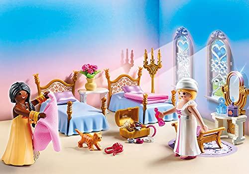 Playmobil 70453 - Cámara de princesa con tocador