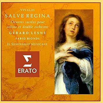 Vivaldi - Salve Regina: Sacred Works for Countertenor and Double Orchestra