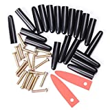 WinSpin Pegs & Red Pointer Replacement Kit Prize Wheel Replacement Parts for Game Tradeshow Carnival with Nuts