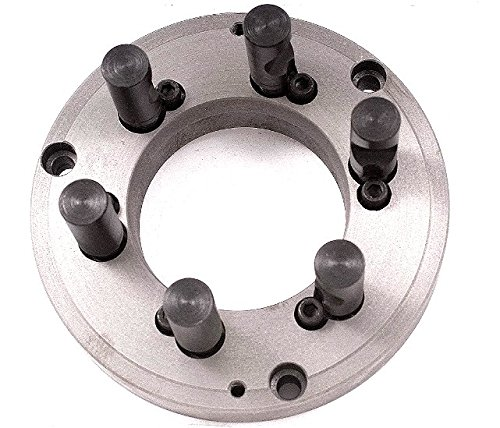 Best Price HHIP 3900-4835 D-Mount Semi-Machined Steel Adapter for 10 Chucks, D-6 Spindle