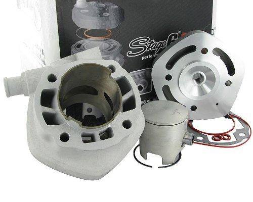 Zylinder Kit STAGE6 Sport Pro MK II 70ccm / 12mm - YAMAHA Aerox 50 Cat (ab Bj. 2003) Typ:SA14