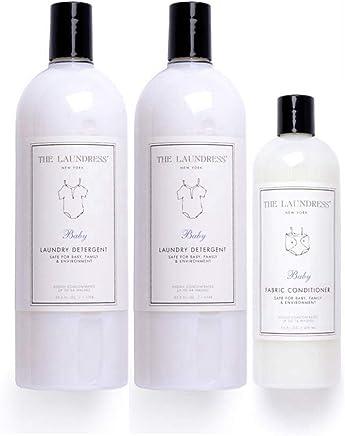 The Laundress 婴儿专用洗衣精组合:婴儿衣物专用洗衣精*2+婴儿衣物香氛柔软精