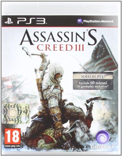 Assassin's Creed III - Bonus Edition (Day-one Edition)