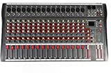 Bluetooth Studio Audio Mixer Live Sound Mixing Console Desk System Interface with USB Drive for PC...