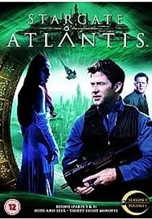 Stargate Atlantis - Season 1 Volume 1 Zone 2 UK anglais uniquement anglais