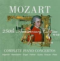 Mozart: Complete Piano Concertos, 250th Anniversary Edition (2010-03-16)