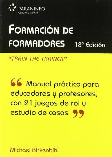 Formación de formadores (Educacion)