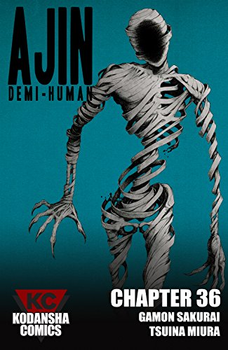 AJIN: Demi-Human #36 (English Edition)