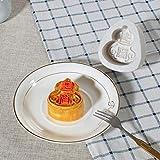 FBGood Baking Mould Mold-Silikon-Mold, zum Selbermachen, für Fondant, Schokolade, Schaumstoff,...