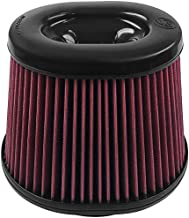 S&B Filters KF-1051 High Performance Replacement Filter (Oiled Cleanable, 8-ply Cotton)