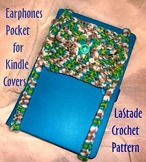 crochet earphone covers