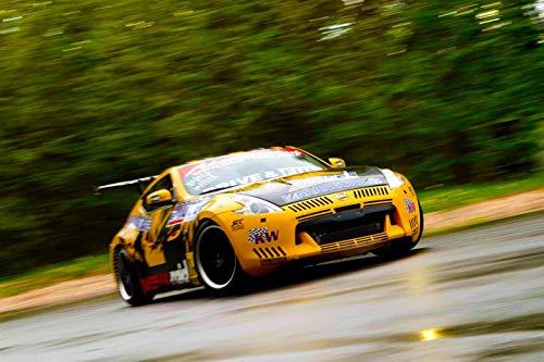 Jochen Schweizer Geschenkgutschein: Drift-Taxi Mitfahrt am Nürburgring