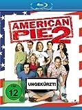 Die Blu-ray von American Pie 2 bei Amazon