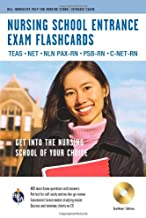 Nursing School Entrance Exams (TEAS) Flashcard Book + Online (Nursing Test Prep)