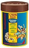 Sera Snack Professional Larvas de Mosquito 100 ml (01152)