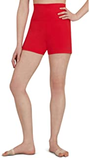 Capezio Women's Team Basic High Waisted Short