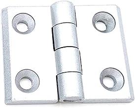 Bisagras de puerta abatible 2x30316 portale accesorio de puerta de paso Set de 2 Bisagras en T